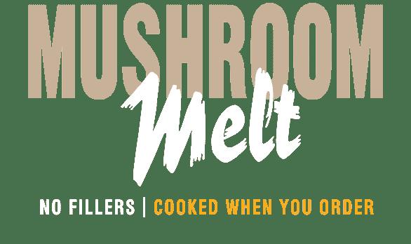 Freshburger Muchroom Melt